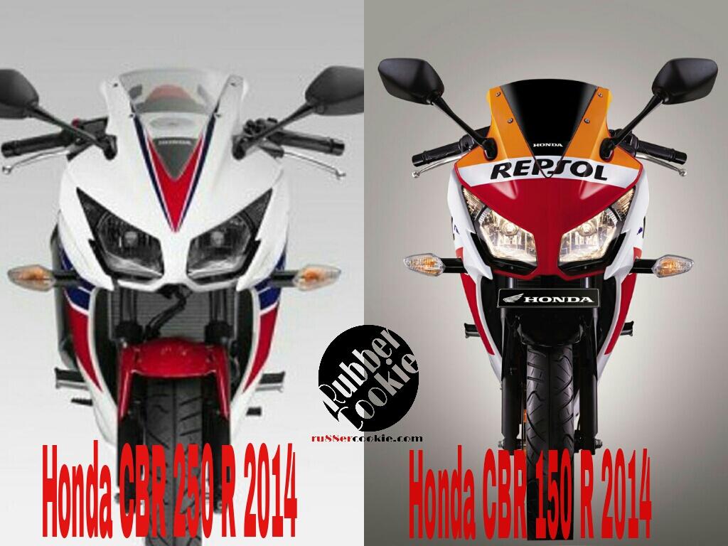 Honda Cbr 150 R Dan 250 Rr Yang Tidak Lagi Kembaran Rubber Cookie All New 150r Racing Red Kota Semarang Image