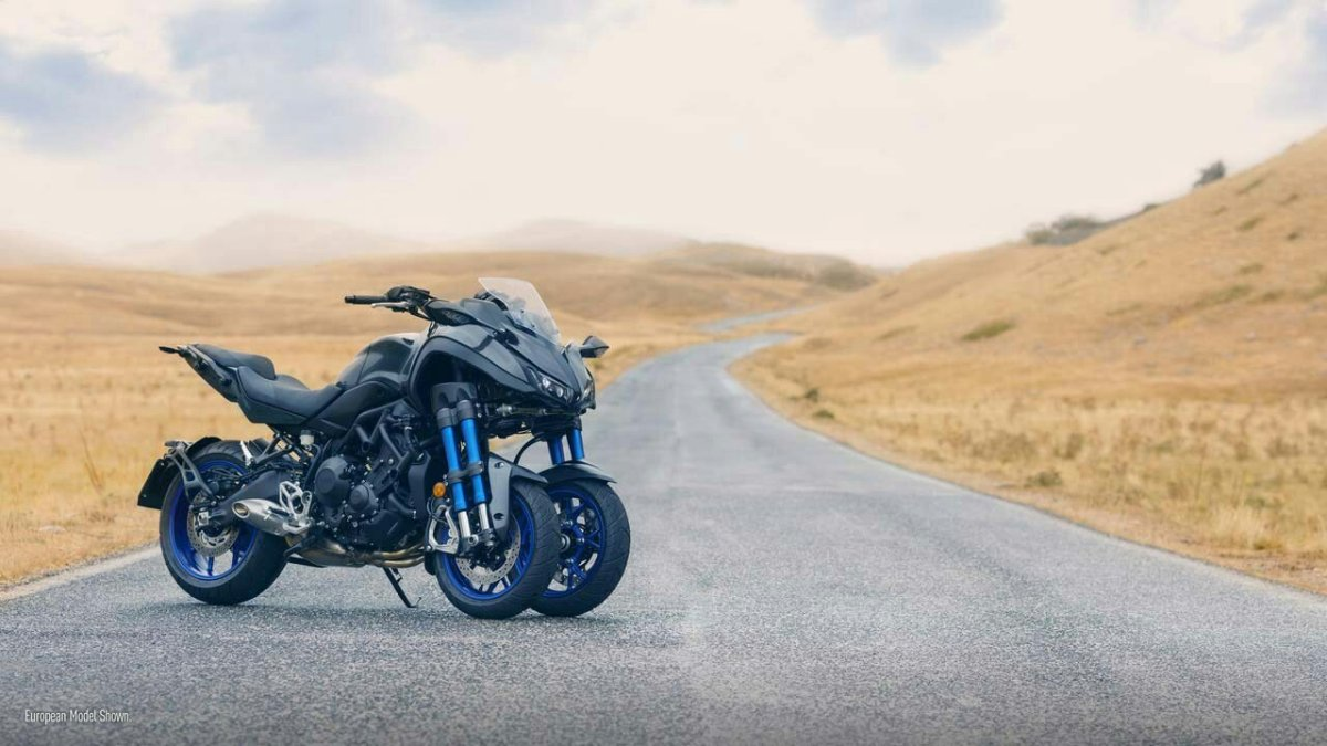 Yamaha Niken 2018, Membawa Kesenangan Berkendara Kelevel Selanjutnya !!!