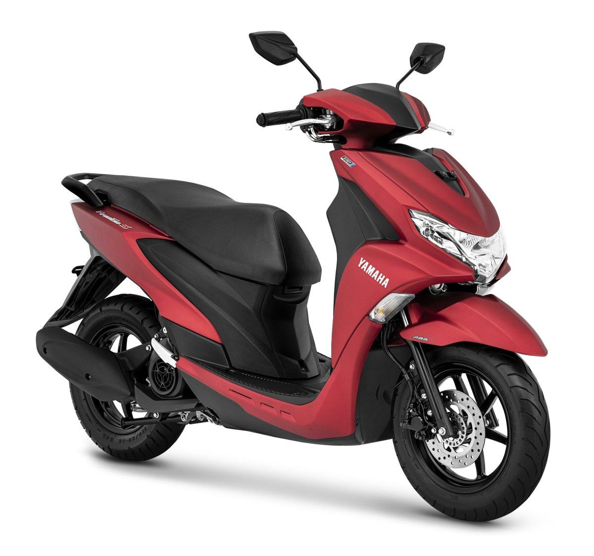 Spesifikasi, Harga Dan Pilihan Warna Yamaha Free Go