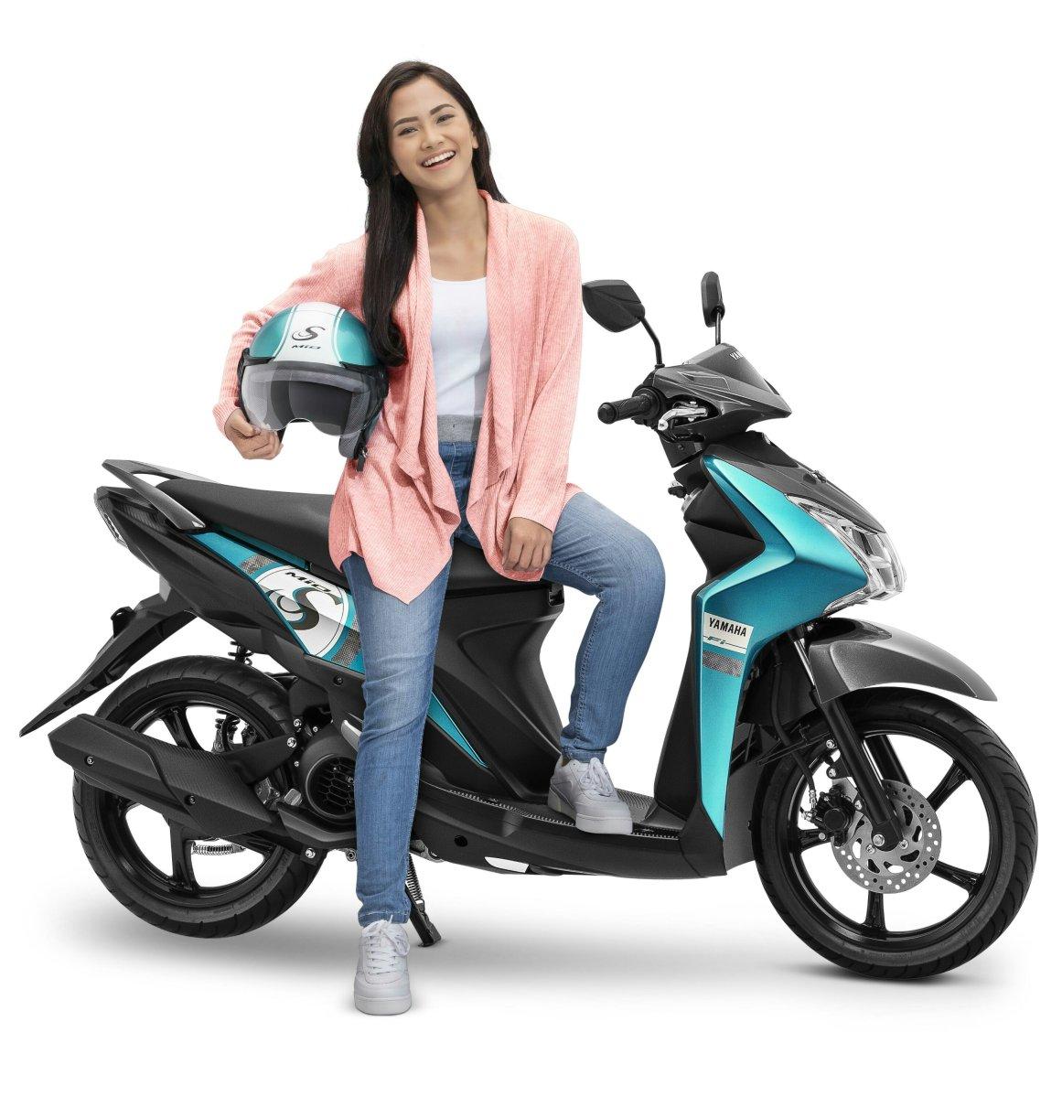 Nambah Unyu Unyu, Yamaha Indonesia Hadirkan Warna Baru Mio S