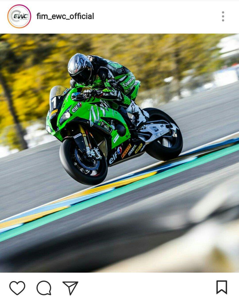 Tim SRC Kawasaki France Menang di 24 Heures Motos Le Mans 2019